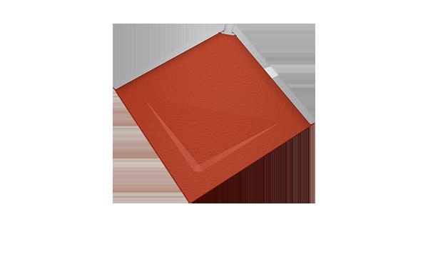PREFA falcovaná střešní šablona 29×29